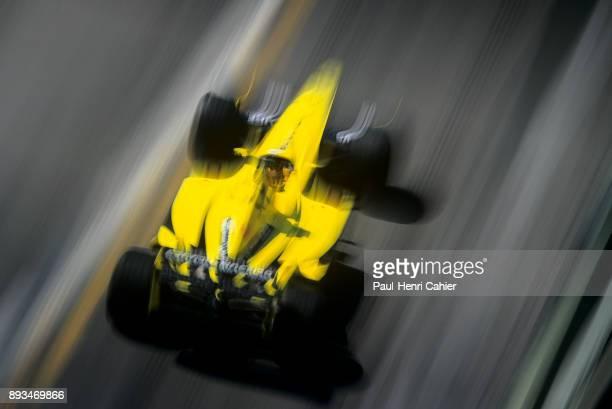 Heinz-Harald Frentzen, Jordan-Mugen-Honda EJ10, Grand Prix of San Marino, Autodromo Enzo e Dino Ferrari, Imola, 09 April 2000.