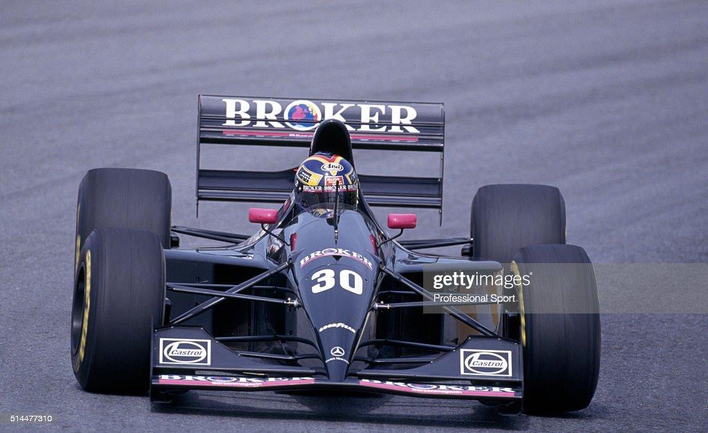 Heinz-Harald Frentzen - Brazilian Grand Prix : ニュース写真
