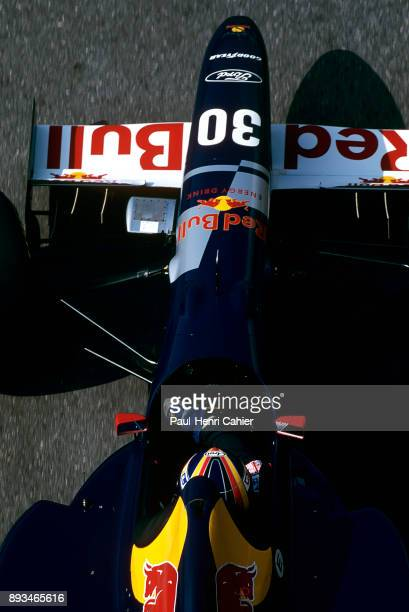 Heinz-Harald Frentzen, Sauber-Ford C14, Grand Prix of Monaco, Circuit de Monaco, 28 May 1995.