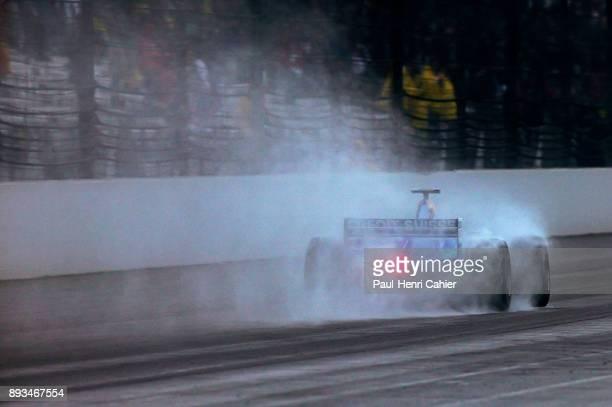 Heinz-Harald Frentzen, Sauber-Petronas C22, Grand Prix of the United States, Indianapolis Motor Speedway, 28 September 2003.