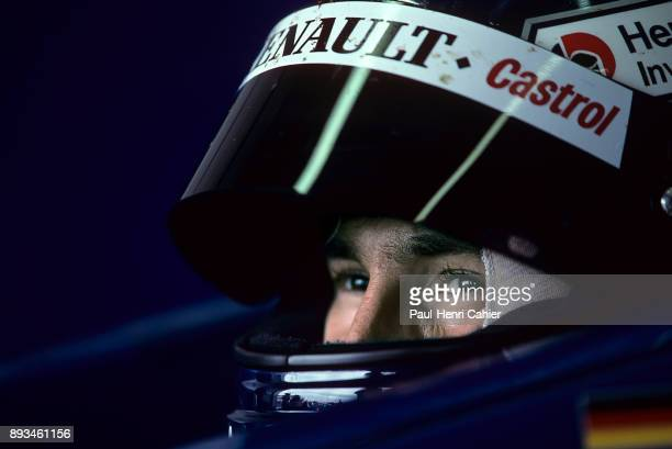 Heinz-Harald Frentzen, Williams-Renault FW19, Grand Prix of Great Britain, Silverstone Circuit, 13 July 1997.