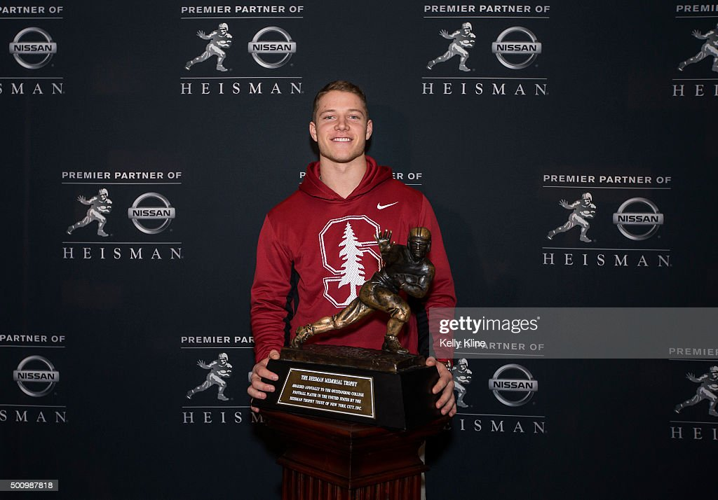 2015 Heisman Trophy Media Availability