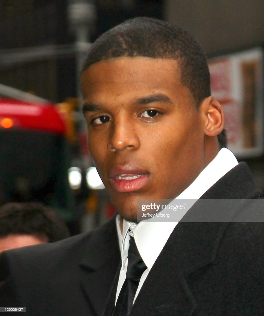 Heisman Trophy Winner Cam Newton visits