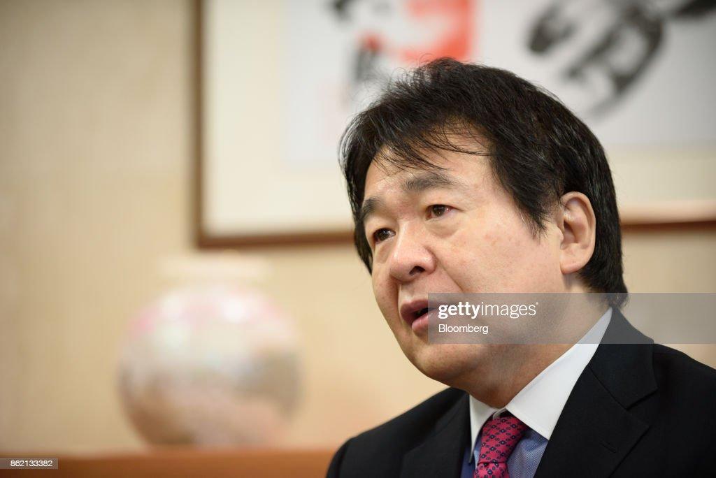 Japan's Former Economy Minister Heizo Takenaka Interview