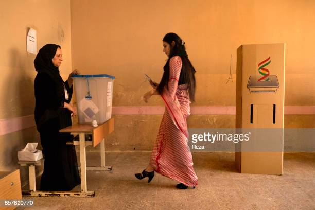Helana school MassifSalahaddin Erbil Regional Government of KurdistanIraqrOn September 25 the people of Kurdistan voted by referendum on the question...