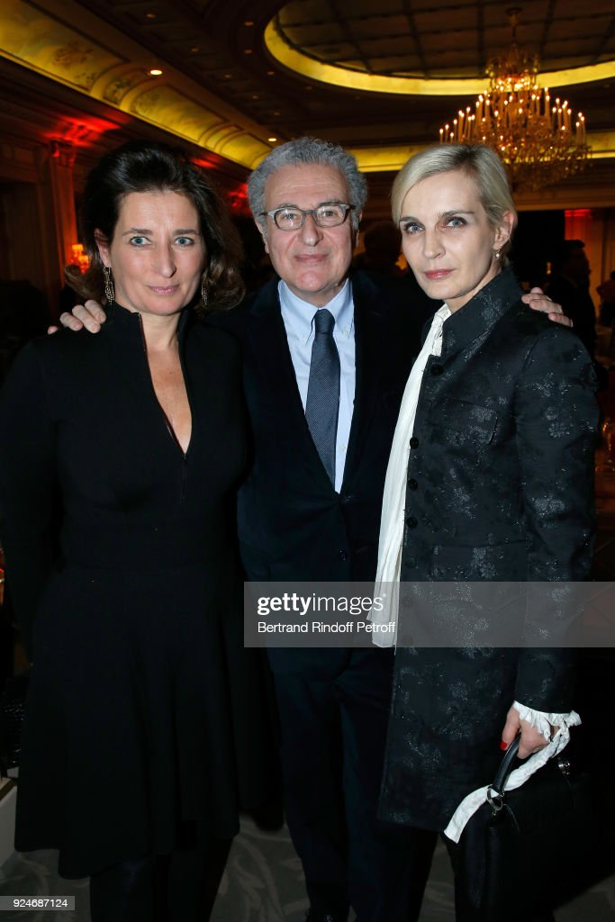 'Diner Des Producteurs' - Producer's Dinner - Cesar 2018  In Paris