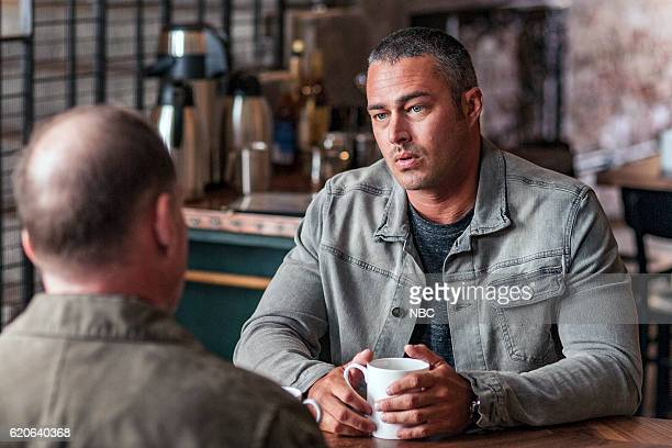 FIRE 'I Held Her Hand' Episode 505 Pictured Taylor Kinney as Kelly Severide