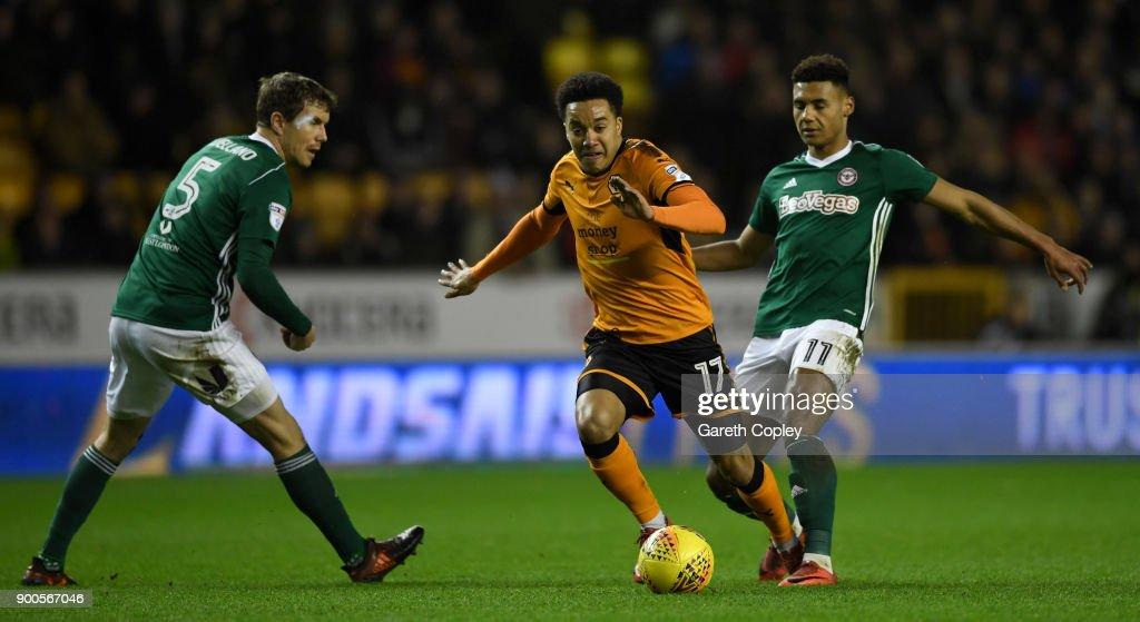 Wolverhampton Wanderers v Brentford - Sky Bet Championship