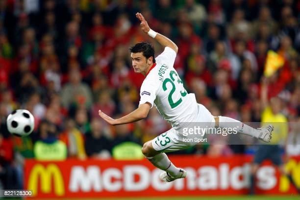 Helder POSTIGA Portugal / Suisse Euro 2008 Bale