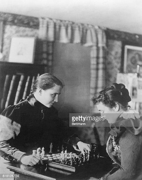 'Helen and Teacher' Undated Helen Keller and Anne Sullivan are at Radcliffe in this photo made around 1899 which is included in 'Helen and Teacher...