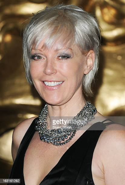 Helen Chamberlain attends The British Academy Games Awards at London Hilton on March 5 2013 in London England