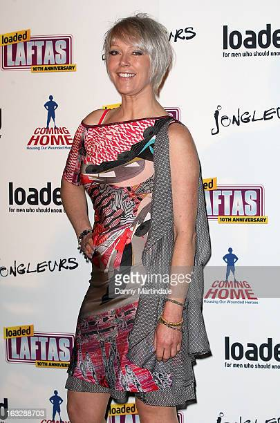 Helen Chamberlain attends the Loaded LAFTA's at Sway on March 7 2013 in London England