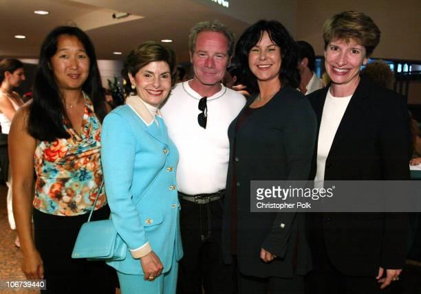 Helen Cho Gloria Allred Peter Mullan Mavis Leno and Kathy Spillar *Exclusive*