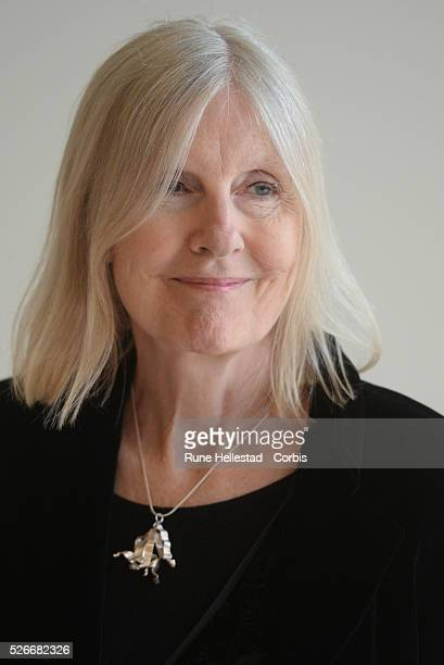 Helen Dunmore attends the 'Bailey's Women's Prize For Fiction' at the Royal Festival Hall