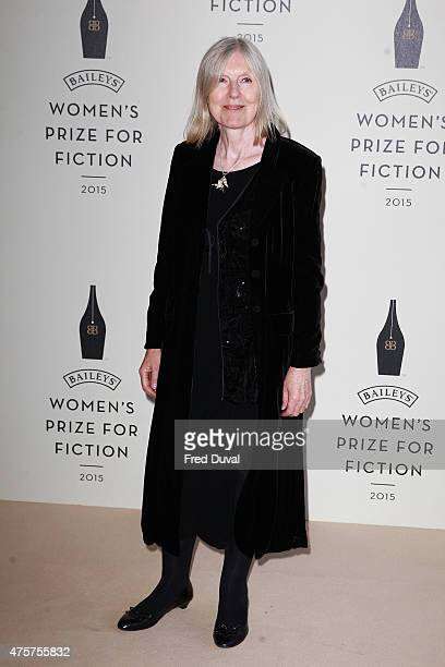 Helen Dunmore Attends the Baileys Women's Prize for Fiction Awards Ceremony at The Clore Ballroom on June 3 2015 in London England