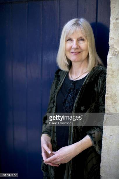 Helen Dunmore writer attends Day 3 of the Sunday Times Oxford Literary Festival on March 29 2009 in Oxford England