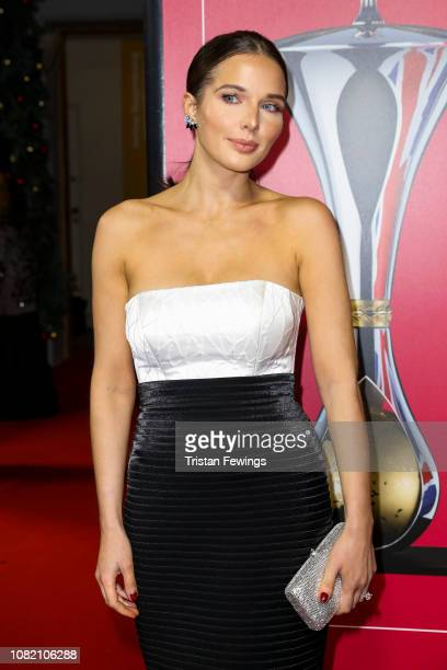 Helen Flanagan attends The Sun Military Awards at Banqueting House on December 13 2018 in London England