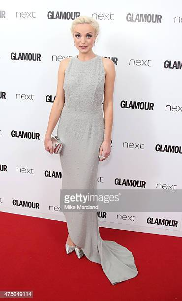 Helen George attend the Glamour Women Of The Year Awards at Berkeley Square Gardens on June 2 2015 in London England