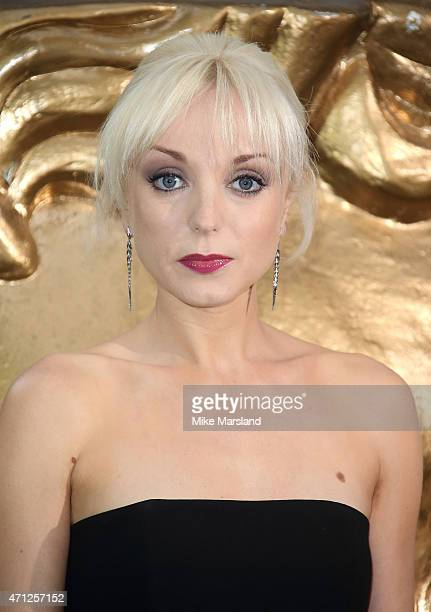 Helen George attends the British Academy Television Craft Awards at The Brewery on April 26 2015 in London England