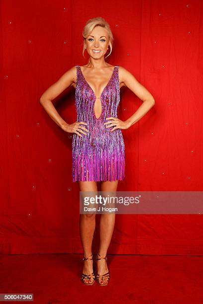 Helen George backstage at the Strictly Come Dancing Live Tour rehearsals Strictly Come Dancing Live Tour opens tomorrow 22nd January at the...
