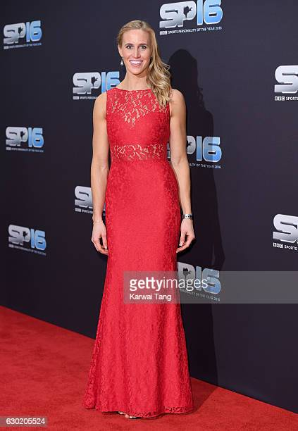 Helen Glover attends the BBC Sports Personality Of The Year at Resorts World on December 18 2016 in Birmingham United Kingdom