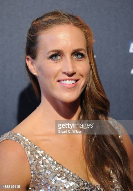 Helen Glover attends the BT Sport Industry Awards at Battersea Evolution on May 8 2014 in London England