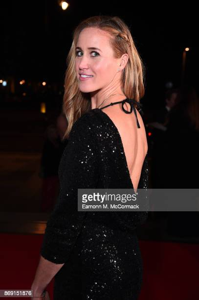Helen Glover attends the Team GB Ball at Victoria and Albert Museum on November 1 2017 in London England