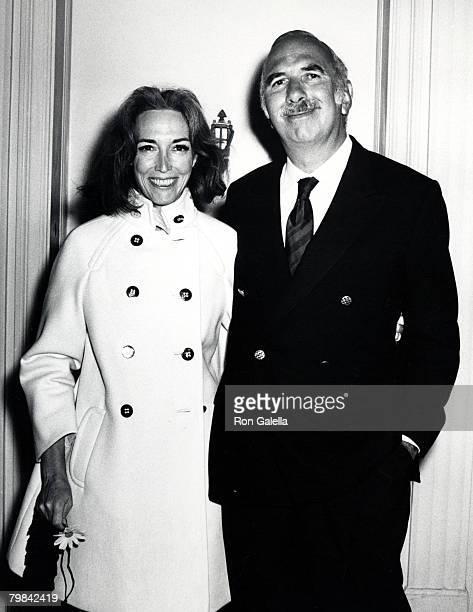 Helen Gurley Brown and David Brown