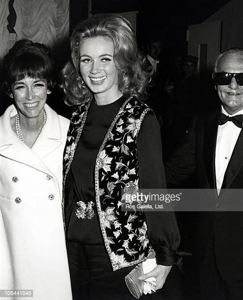 Helen Gurley Brown, Genevieve Giles and Darrly Zanuck