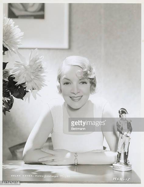 Helen Hayes at the age of twelve who stared in a broad range of films such as Farewell to Arms and Airport