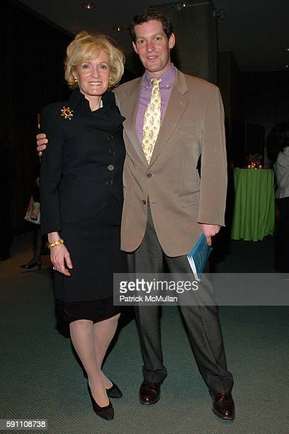 Helen Houghton and Bill Handley attend Poetry & The Creative Mind, The Third Annual Benefit for The Academy of American Poets at Alice Tully Hall on...