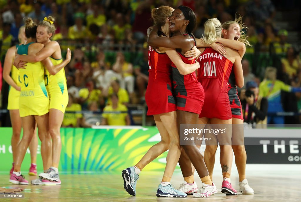 Netball - Commonwealth Games Day 11 : News Photo