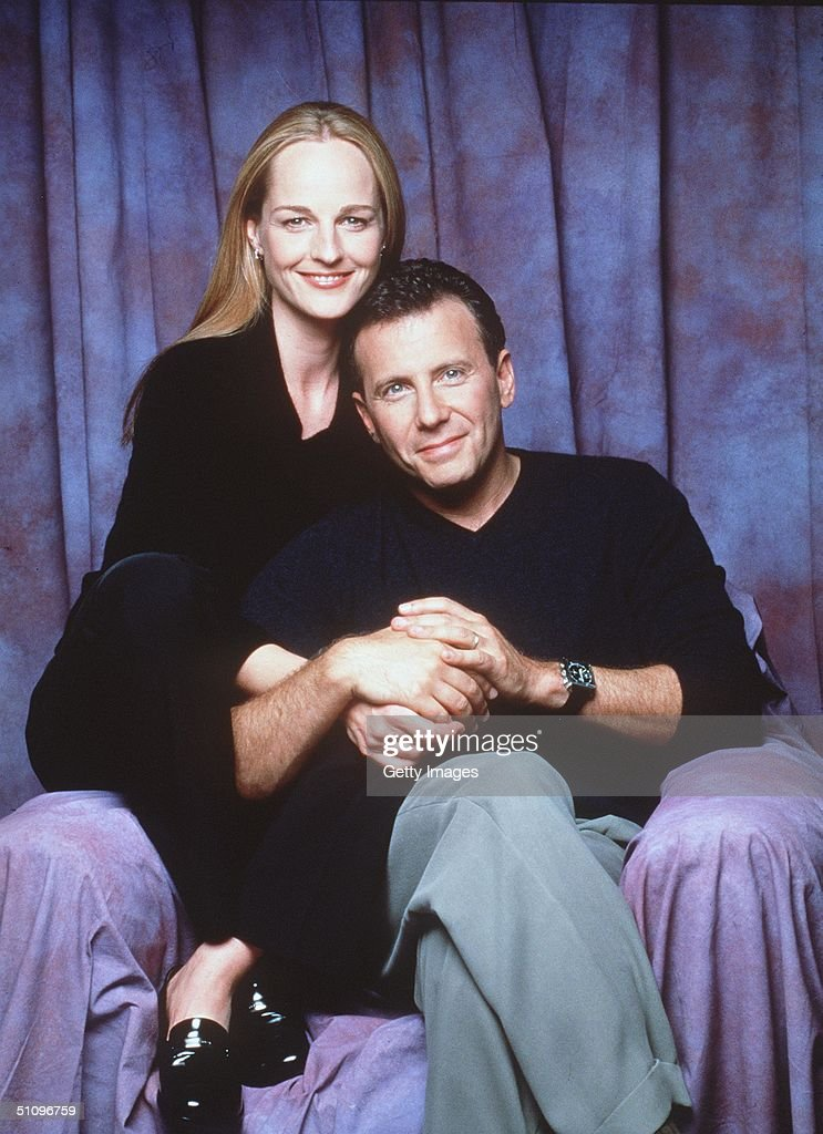 Helen Hunt And Paul Reiser As Jamie And Paul Buchman In Mad About You NBC Photo By: Mi : News Photo