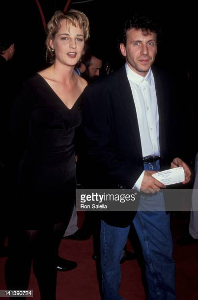 Helen Hunt and Paul Reiser at the Premiere of 'Mr Saturday Night' Mann Chinese Theater Hollywood
