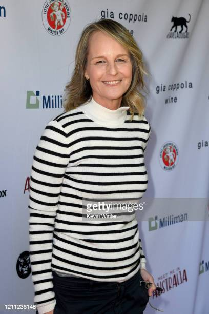 """Helen Hunt attends """"Meet Me In Australia"""" To Benefit Australia Wildfire Relief Efforts, hosted by The Greater Los Angeles Zoo Association, at Los..."""