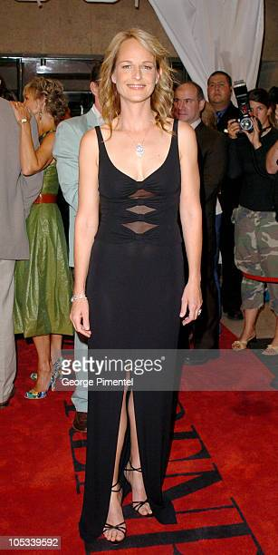 Helen Hunt during 2004 Toronto International Film Festival A Good Woman Premiere at Roy Thompson Hall in Toronto Ontario Canada