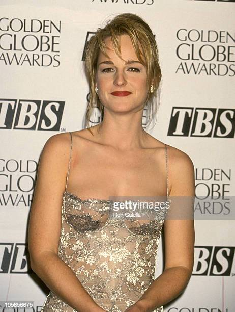 Helen Hunt during 51st Annual Golden Globe Awards at Beverly Hilton Hotel in Beverly Hills California United States