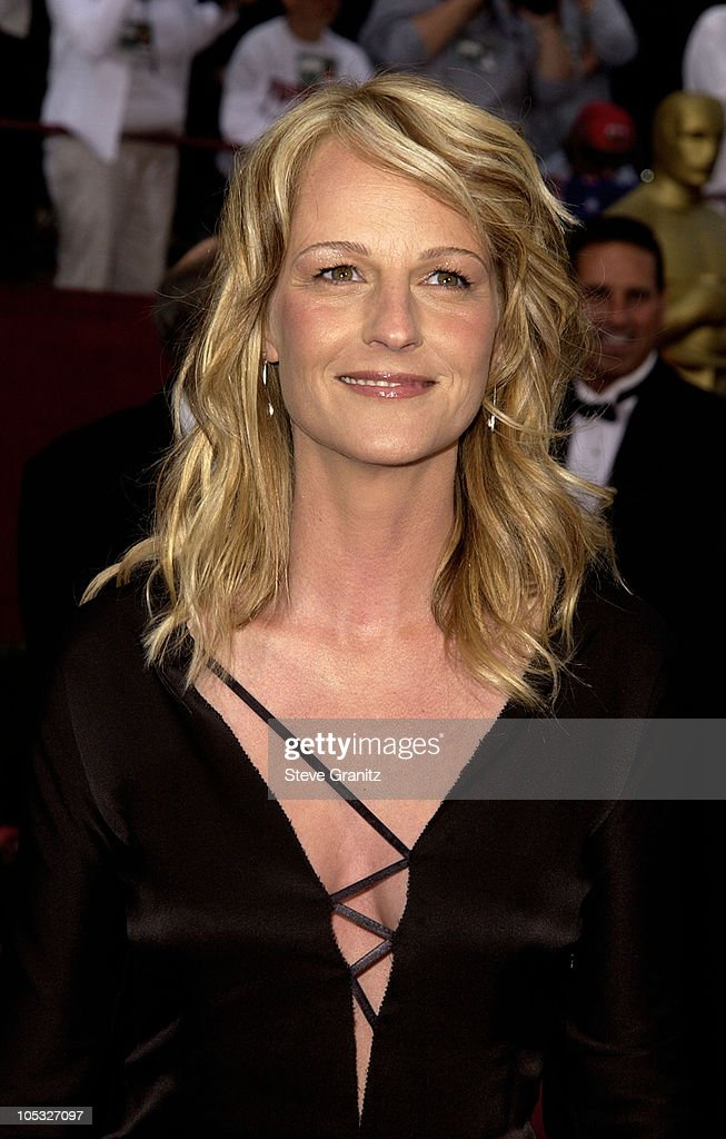 Helen Hunt during The 74th Annual Academy Awards - Arrivals at Kodak Theater in Hollywood, California, United States.