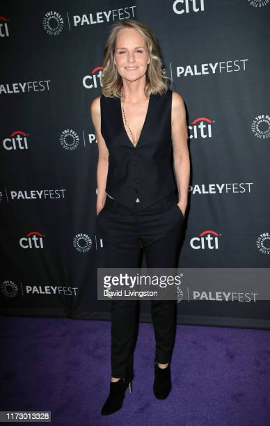 Helen Hunt of Mad About You attends The Paley Center for Media's 2019 PaleyFest Fall TV Previews Spectrum at The Paley Center for Media on September...