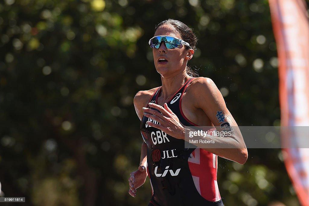 ITU World Triathlon Series - Gold Coast : News Photo