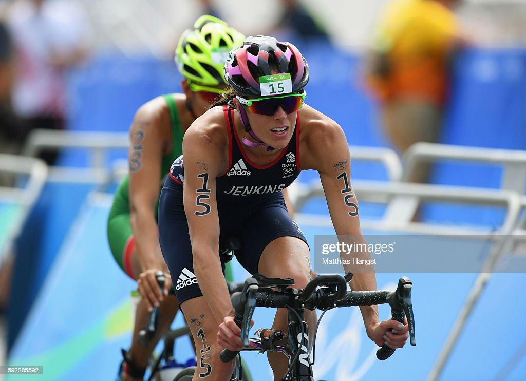 Triathlon - Olympics: Day 15 : News Photo