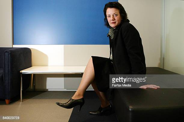 Helen Kroger has confirmed her preselection for a Liberal Senate seat 6 july 2006 AFR Picture by JESSICA SHAPIRO