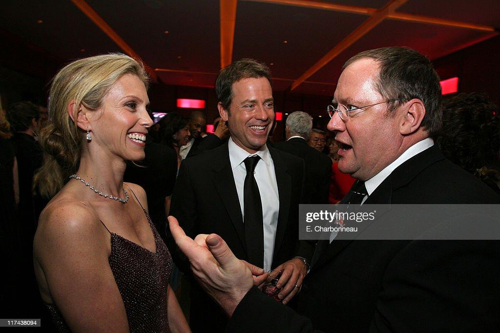 2007 Vanity Fair Oscar Party Hosted by Graydon Carter - Inside : News Photo
