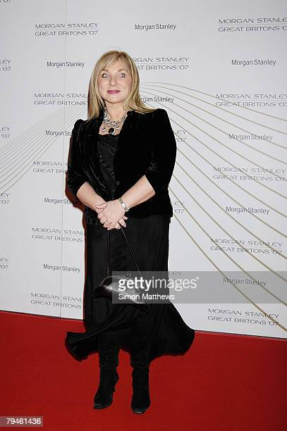 Helen Leader attends Morgan Stanley Great Britons 2008 at the Guildhall on January 31 2008 in London England