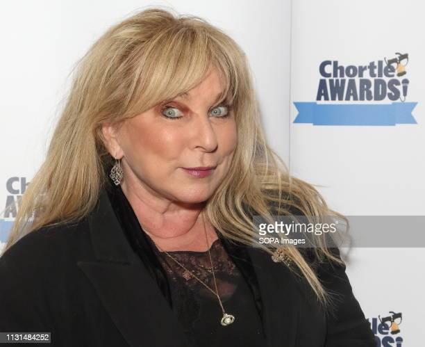 Helen Lederer at the Chortle Comedy Awards at FEST, Camden Town.
