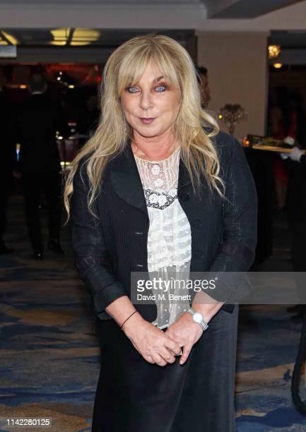 Helen Lederer attends The Asian Awards 2019 at The Grosvenor House Hotel on April 12, 2019 in London, England.