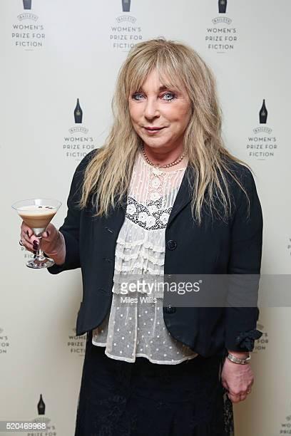 Helen Lederer attends the Baileys Women's Prize for Fiction 2016 Shortlist at Royal Festival Hall Southbank Centre on April 11 2016 in London England