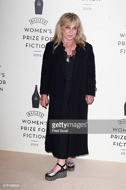 Helen Lederer attends the Baileys Women's Prize for Fiction Awards Ceremony at The Clore Ballroom on June 3, 2015 in London, England.