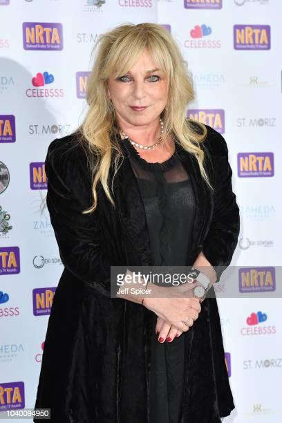 Helen Lederer attends the National Reality TV Awards held at Porchester Hall on September 25, 2018 in London, England.