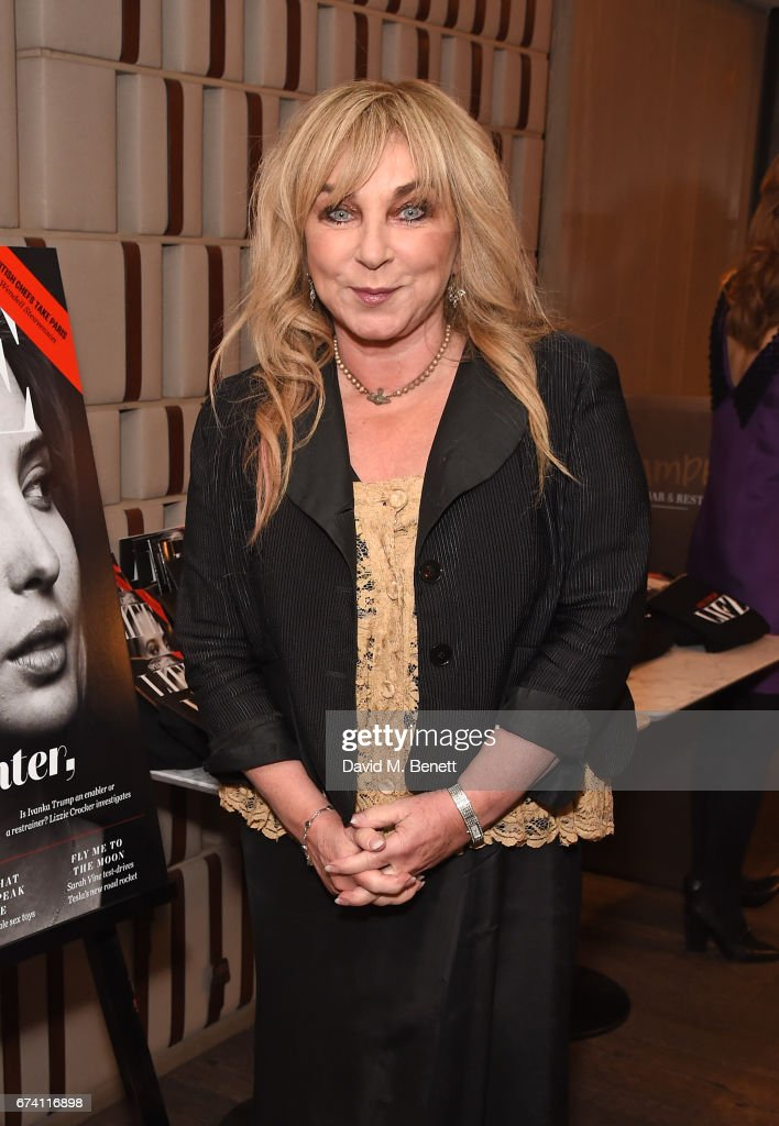 Helen Lederer attends the Spectator Life 5th Birthday Party at the Hari Hotel on April 27, 2017 in London, England.